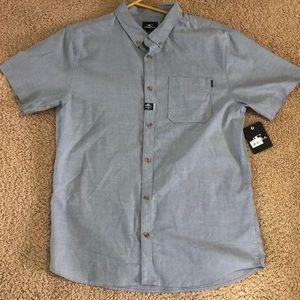NWT O'Neill button up shirt